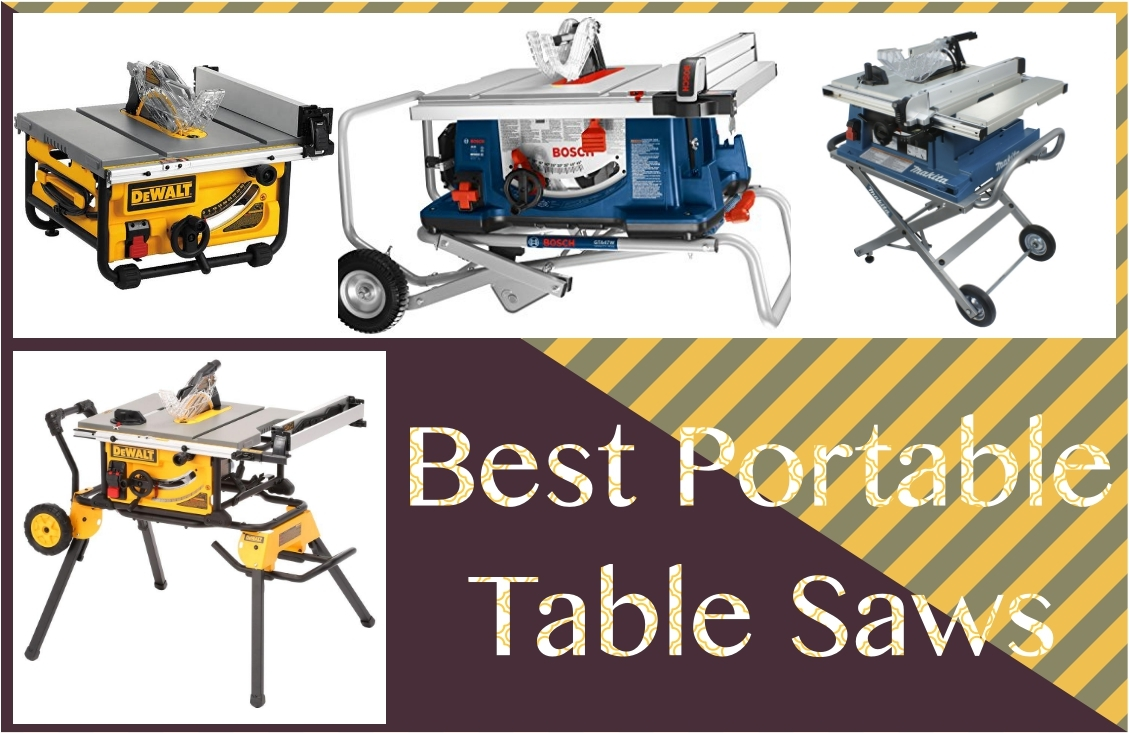 Best Portable Table Saw 2019 Best Portable Table Saws to buy in 2019   Local Guy